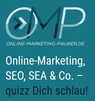 Der Online-Marketing-Pauker - Quizz Dich schlau