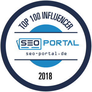Top-100-Influencer SEO-Portal 2018