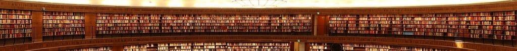 Header-Bild Bibliothek für SEO-Glossar und Lexikon